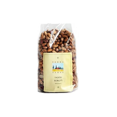 Borlottibohnen aus Italien