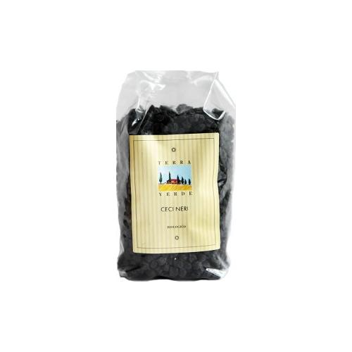 Schwarze Kichererbsen aus Italien