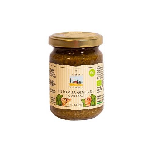 Pesto alla genovese con noci