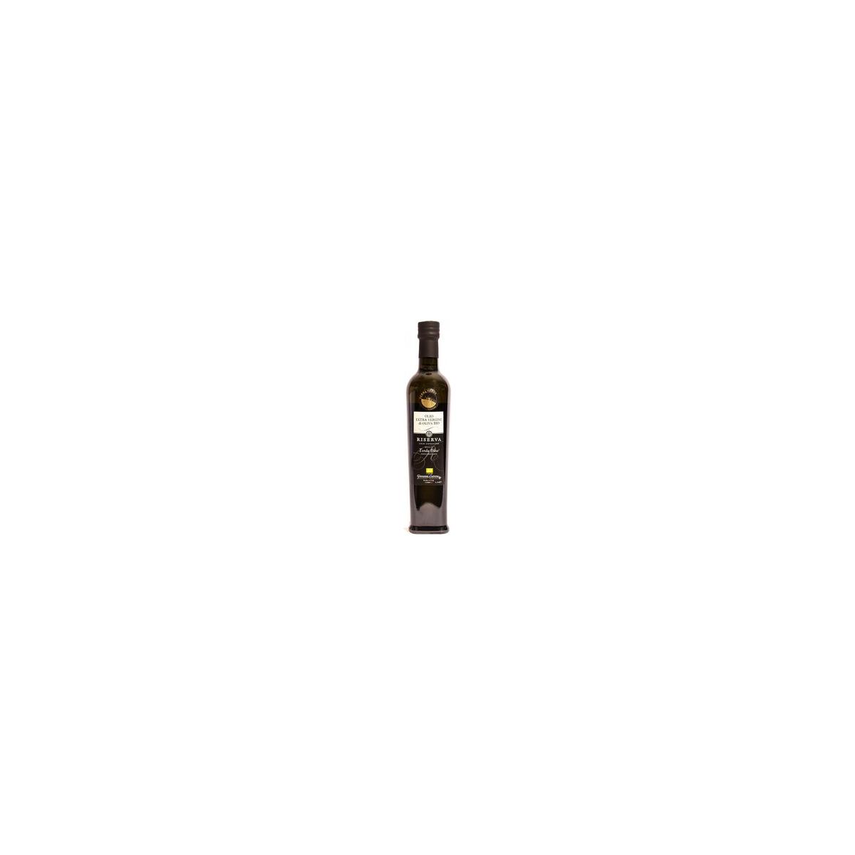 Olio d Oliva extra vergine Riserva Cutrera