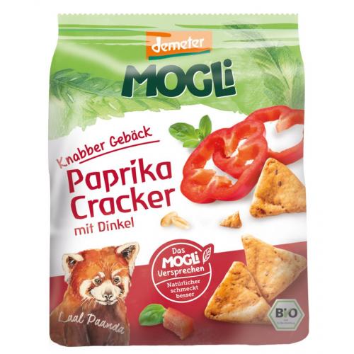Paprika-Cracker Mogli