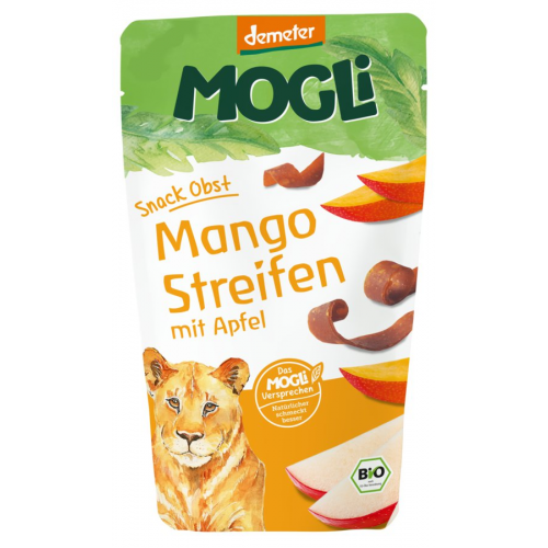 Fruchtstreifen Mango mit Apfel Mogli