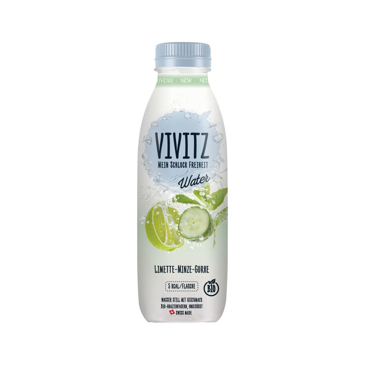 Vivitz Water Limette-Minze
