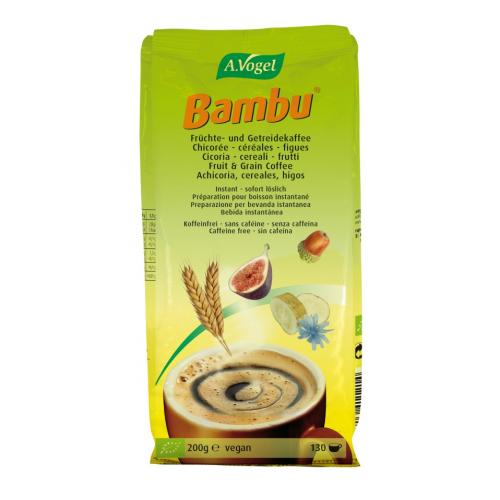 Bio Bambu Getreidekaffee Nachfüllbeutel