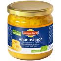 Bio Ananasringe im eigenen Saft 350g