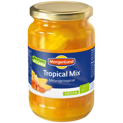 Bio Tropical Mix eingemacht