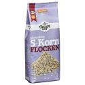 Bio 5-Korn-Flocken Bauck glutenfrei