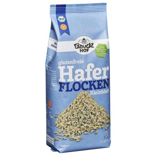 Bio Haferflocken Bauck glutenfrei