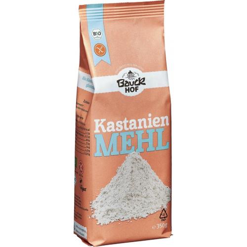 Bio Kastanienmehl glutenfrei Bauck