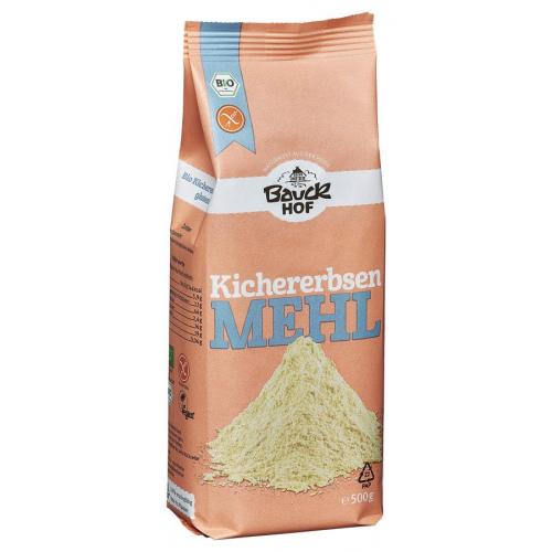 Bio Kichererbsenmehl glutenfrei Bauck