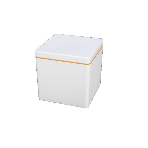 ajaa! Naturbox, Farbe mandarin , Grösse 1.4l