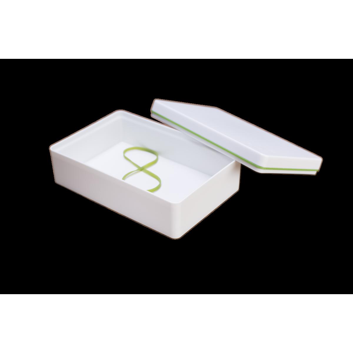 ajaa! Naturbox, Farbe lime , Grösse 0.9l