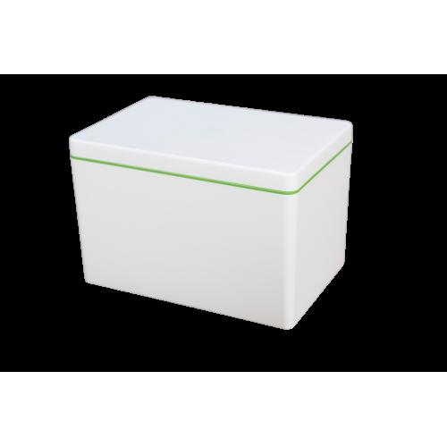 ajaa! Naturbox, Farbe lime , Grösse 2.1l