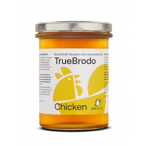 Bio Chicken Brodo Knochenbouillon