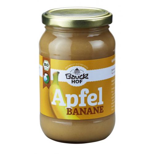 Bio Apfel-Bananenmark, ungesüßt ungesüsst Bauck