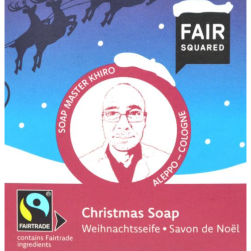 Körperseife Christmas Soap