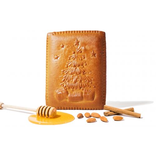Leibacher Honig-Biber gross Geschenkpackung