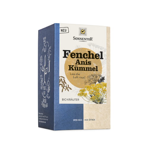 Fenchel, Anis, Kümmel