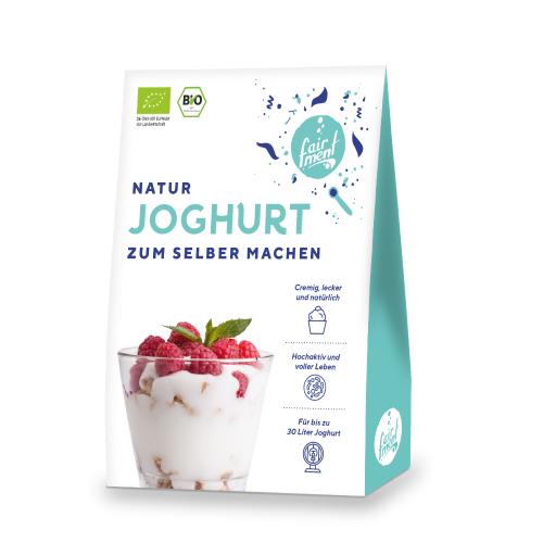 Joghurtkulturen Prozess