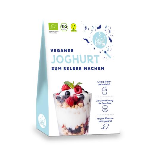 Joghurtkulturen vegan