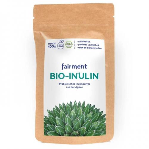 Bio-Inulin, präbiotischer Ballaststoff