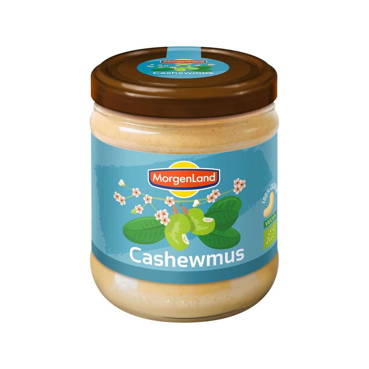 Bio Cashewmus 500 g