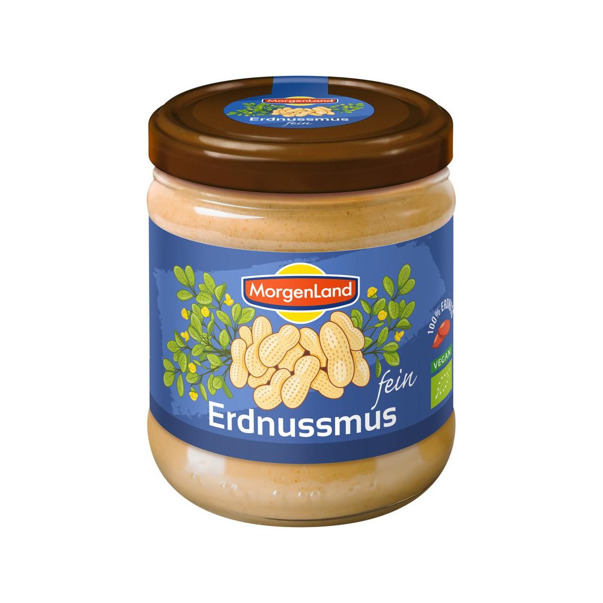 Bio Erdnussmus fein500 g