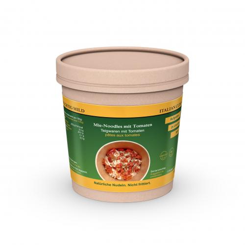 Bio Instant-Nudelbecher Italian Cuisine