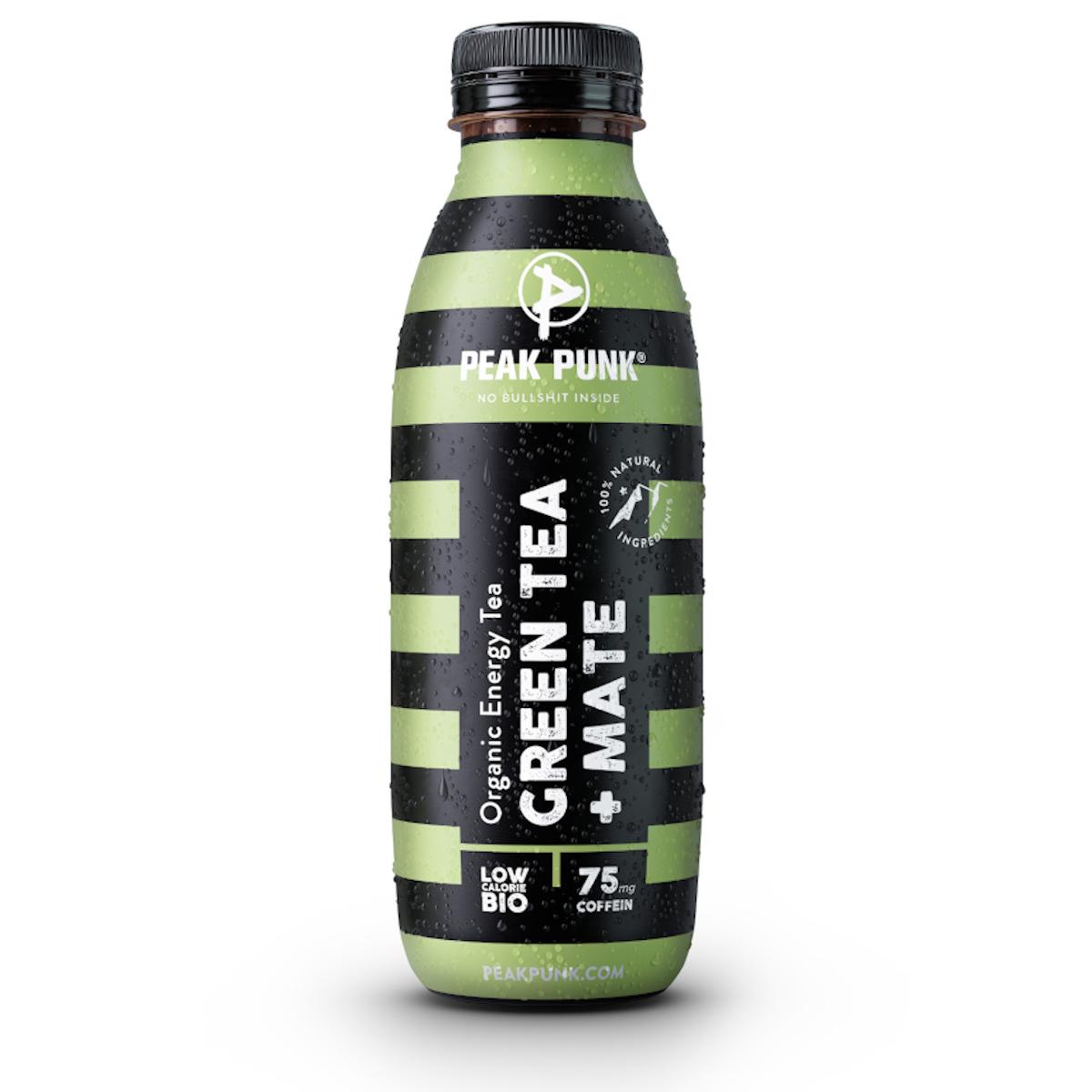 PEAK PUNK Bio Green Tea & Mate