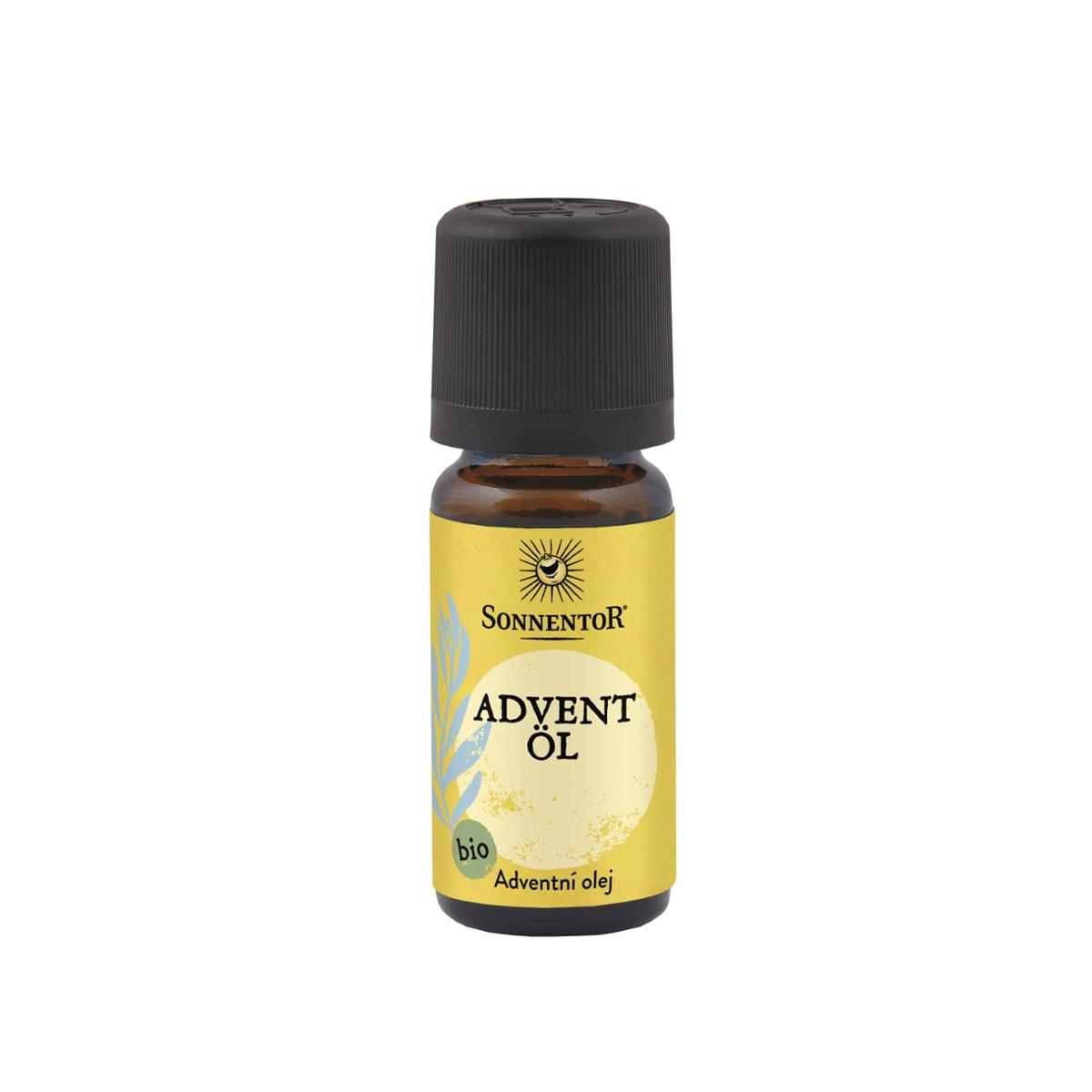 Advent-Öl ätherisches Öl