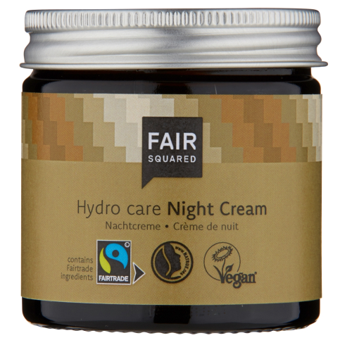 Night Cream Argan Intense recovery