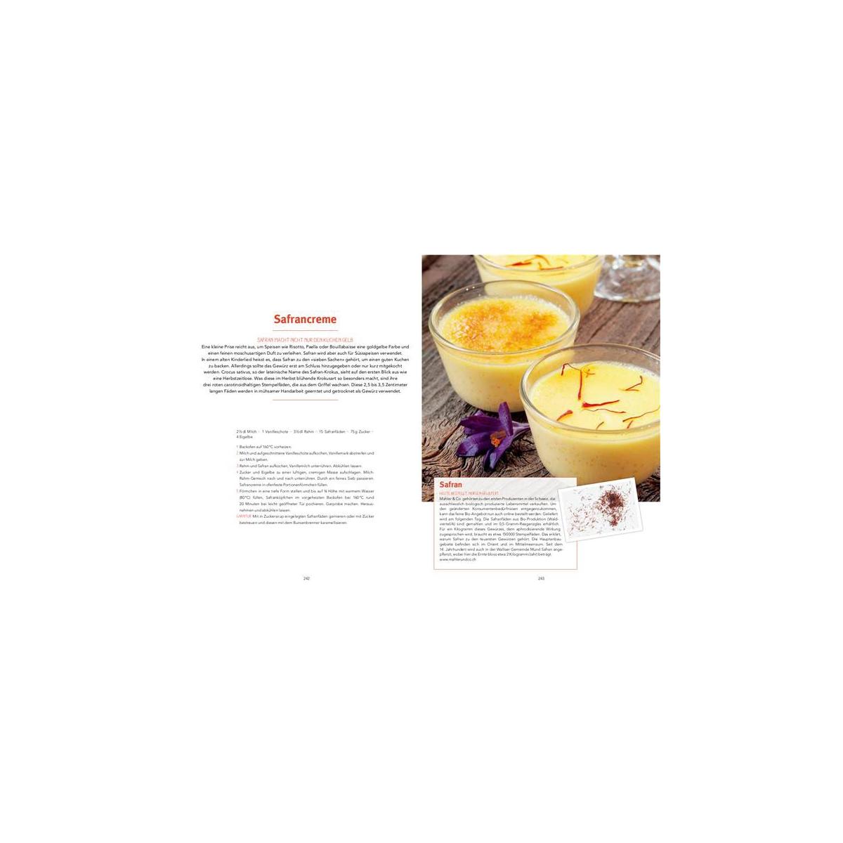 Die grosse Schweizer Küche - 120 Rezepte