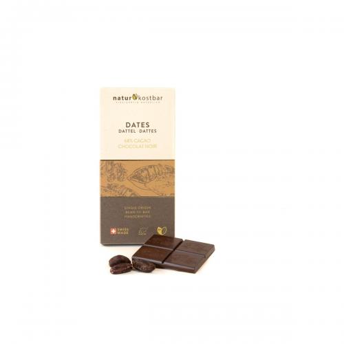 Cocoa & Dates Schokolade 50 g bean to bar