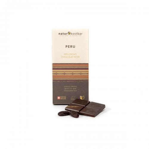 Peru Criollo Schokolade 68% Kakao 50 g bean to bar