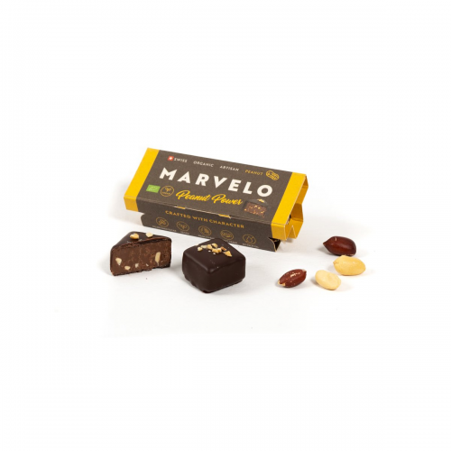 MARVELO Peanut Power Praline