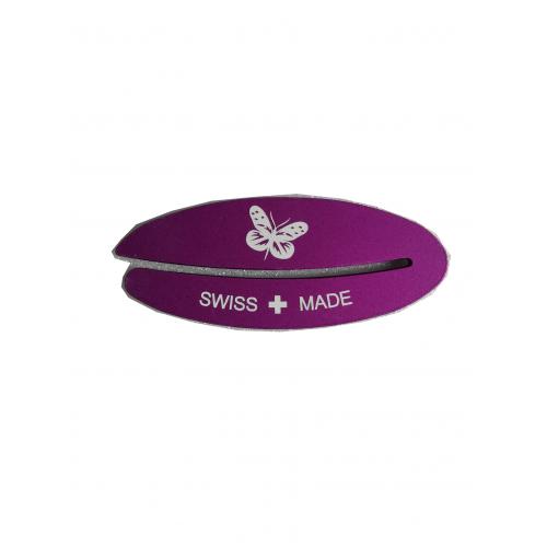 Tuben-Ausstreifer Tulip - Schmetterling Violett
