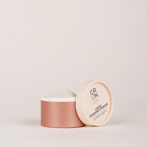 Loose Finishing Powder - snow white