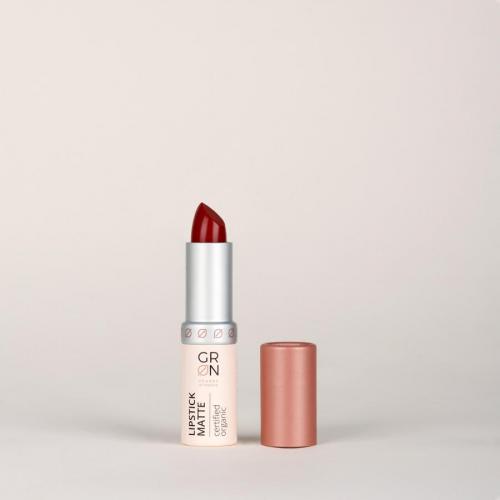 Lipstick Matte - poppy flower