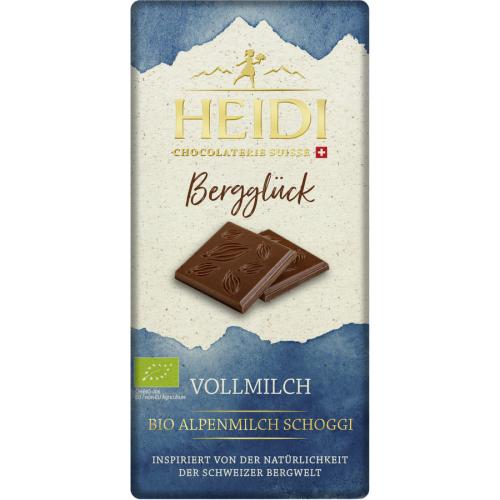 Heidi Bio Schokolade Vollmilch 41%