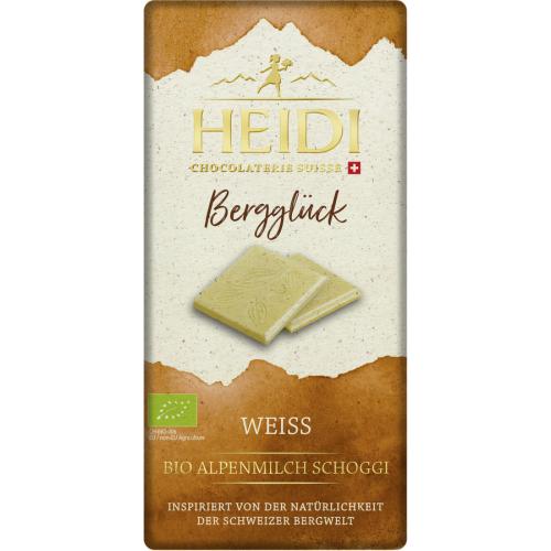 Heidi Bio Weisse Schokolade