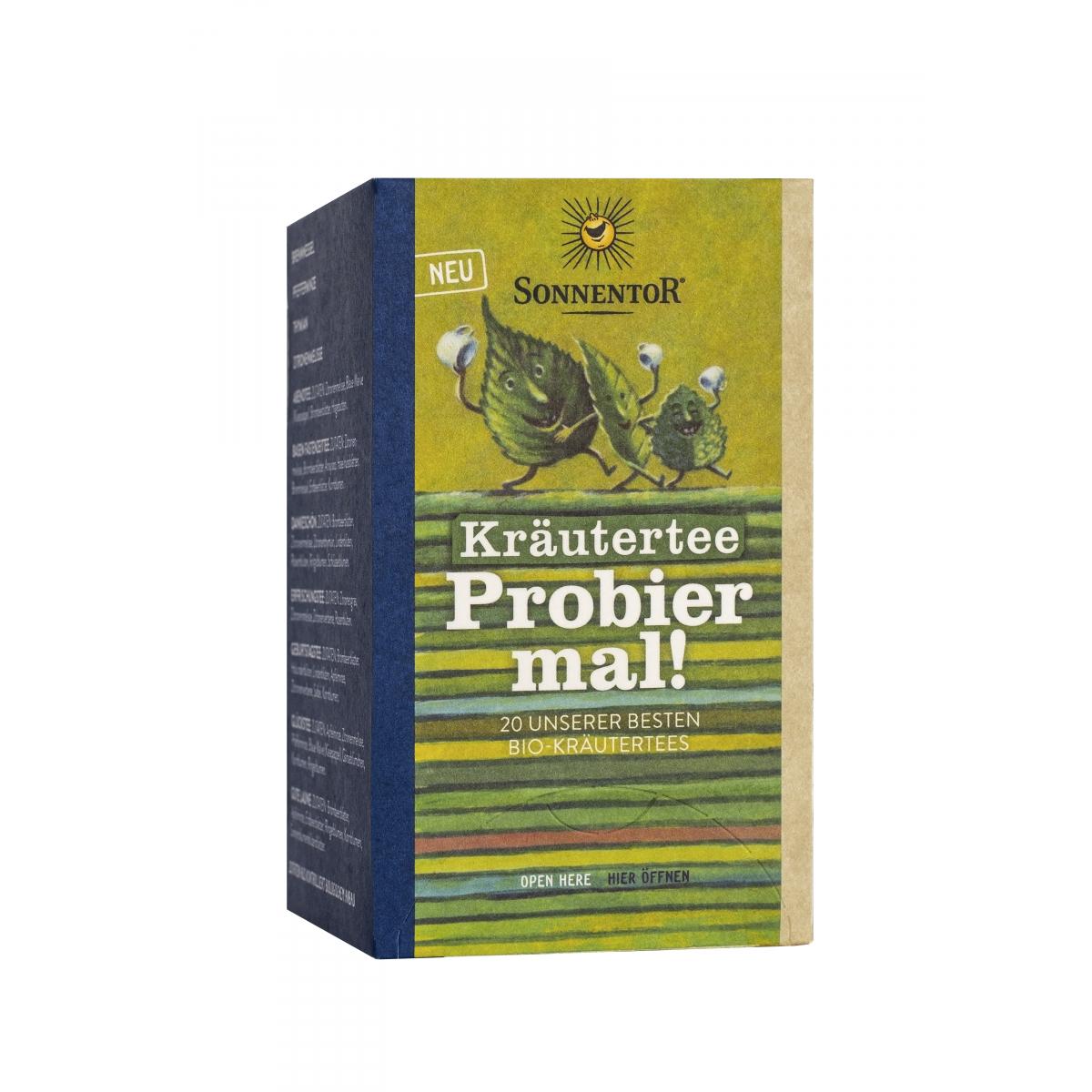 Kräutertee-Probier Mal!