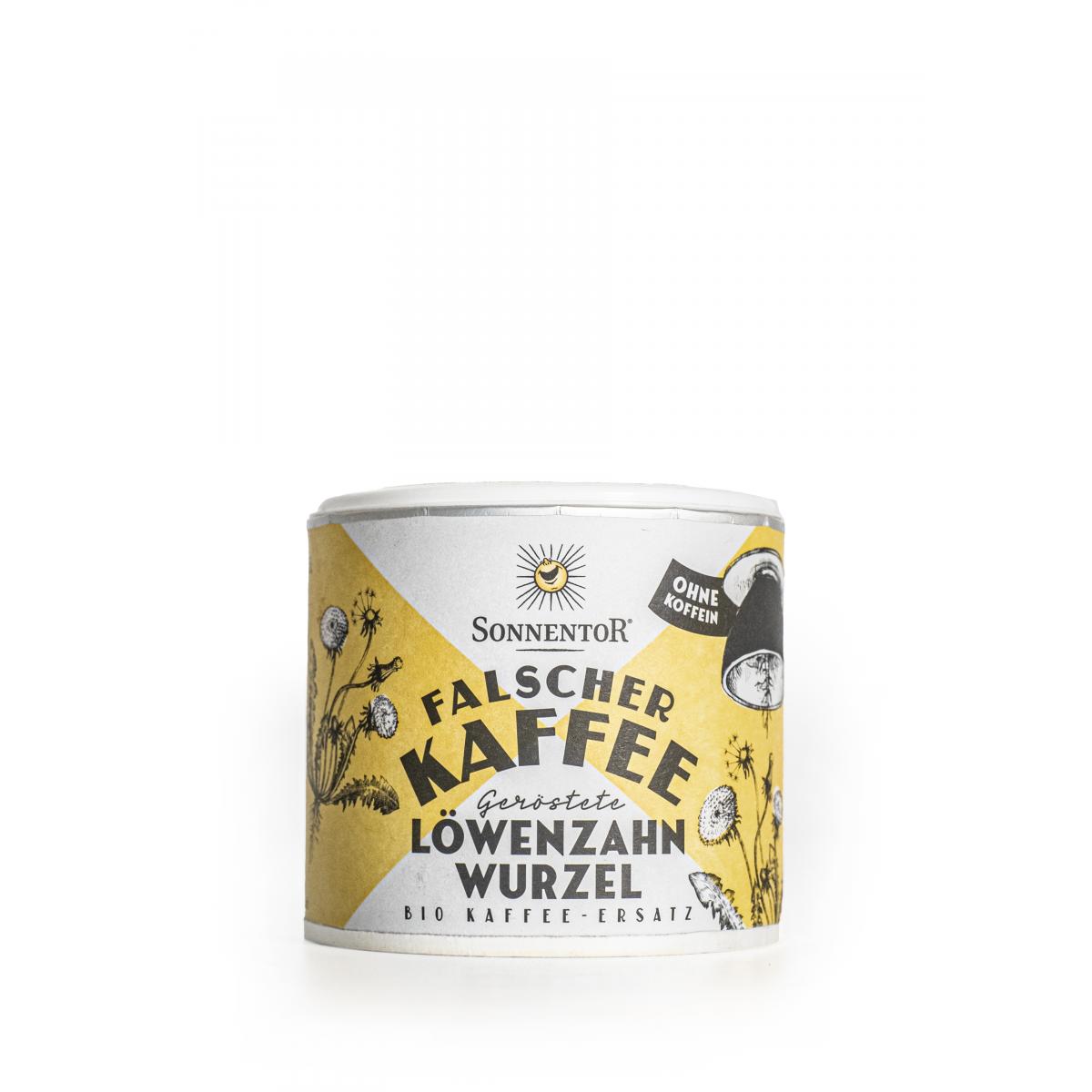 Falscher Kaffee Löwenzahnwurzel geröstet