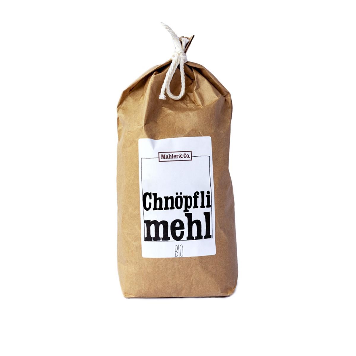 Bio Chnöpflimehl aus dem Aargau