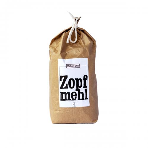 Bio Zopfmehl aus dem Aargau