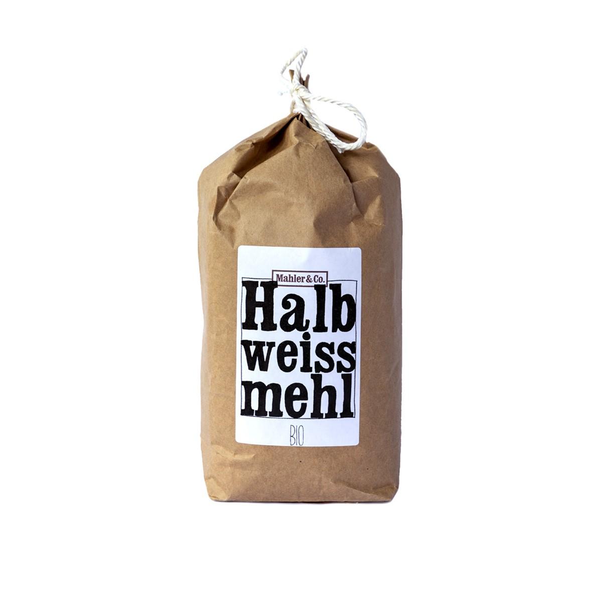Bio Halbweissmehl aus dem Aargau