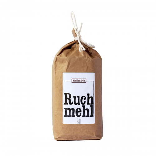 Bio Ruchmehl aus dem Aargau