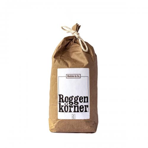 Bio Roggen ganz aus dem Aargau