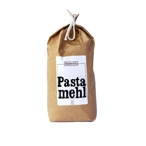 Bio Pastamehl aus dem Aargau