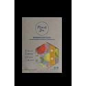Bio Bienenwachstuch-Set Sicily (3 Stück)