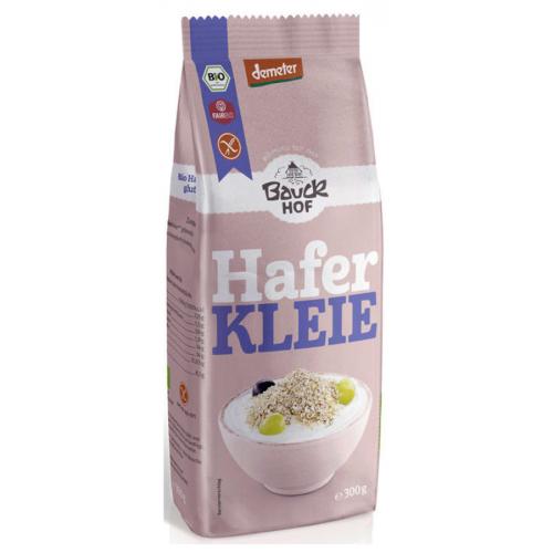Bio Haferkleie glutenfrei
